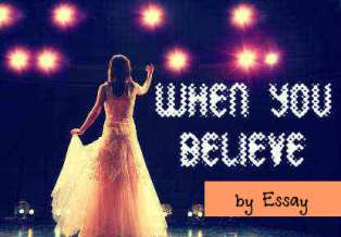 Official_When You Believe